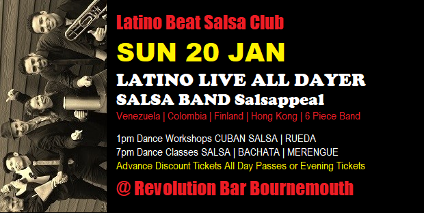 Latino Beat Latino Live Jan 2019 final