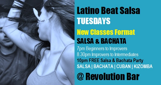 Latino Beat Salsa dancing - Copy