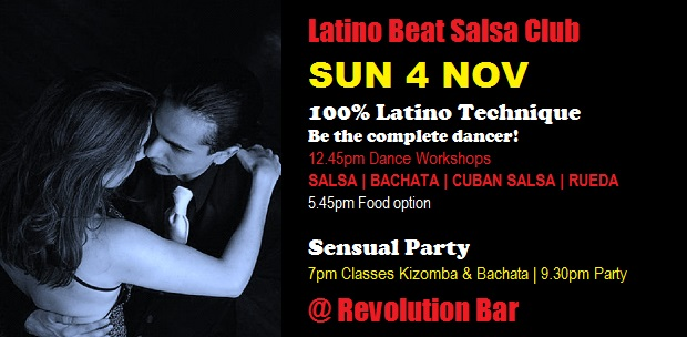 Latino Beat Salsa technique Nov  - Copy