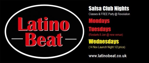 Latino Beat Wednesdays cropped
