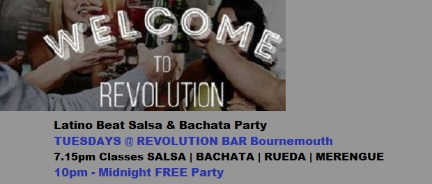 Revolution welcome to - Copy
